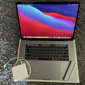 MacBook Pro (15-inch, 2017) Touch Bar with Touch ID | 2.8GHz i7, 16GB RAM, Intel HD Graphics for Sale in Sacramento, CA