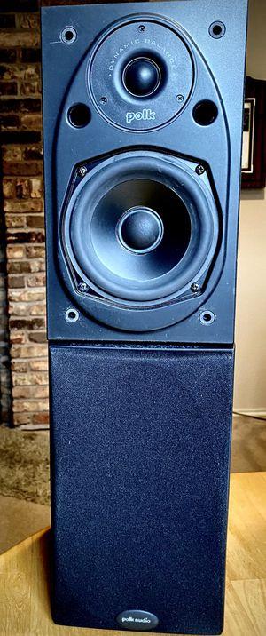 Polk Audio RT35 Bookshelf Loudspeaker for Sale in Dallas, TX