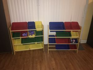 Toys Organizer Bin for Sale in Biscayne Park, FL