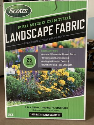Landscaping Fabric for Sale in Naperville, IL