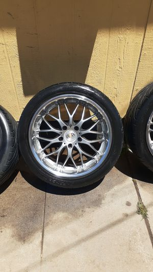 "18"" aza rims for Sale in Los Angeles, CA"