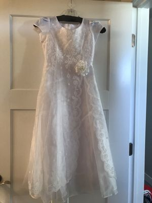 Brand-new with tags size 10 flower girl/baptism dress for Sale in Herriman, UT