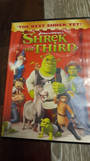 Shrek the Third for Sale in Bothell, WA