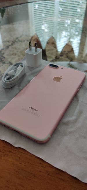 Apple iPhone 7 plus unlocked for Sale in Kent, WA