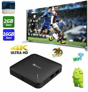 New Android TV 4K Media Player for Sale in New York, NY