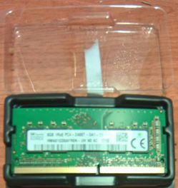 8GB (1x8GB) SK Hynix 1Rx8 PC4-2400T-SA1-11 DDR4 2400MHz Laptop RAM for Sale in Marysville,  WA