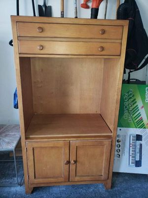 Solid wood cabinet shelf for Sale in Mill Creek, WA