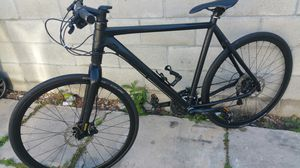 Cannandale road bike hydraulic brakes size large rims 700c for Sale in Los Angeles, CA