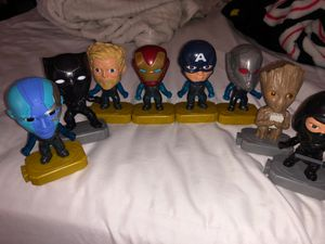 Marvel characters for Sale in North Las Vegas, NV