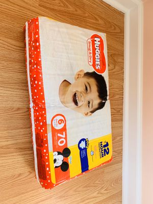 Diapers 6 size for Sale in Cleveland, OH