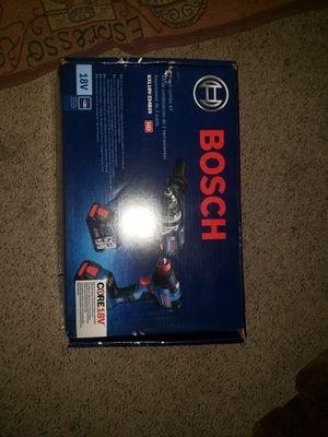 Bosch drill set for Sale in Cheyenne, WY