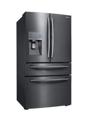 Nevera New Samsung - 27.8 Cu. Ft. 4-Door French Door Refrigerator / Stainless Steel RF28JBEDBSG for Sale in Hialeah, FL