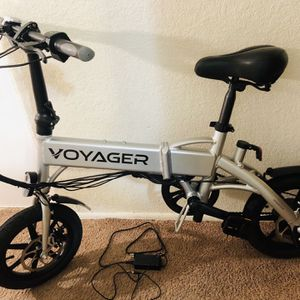 Voyager Electric Bike with disc brakes for Sale in University Place, WA