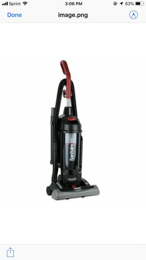 Vacuum cleaner Pre-Owned Sanitaire SC5845 - for Sale in North Chesterfield, VA