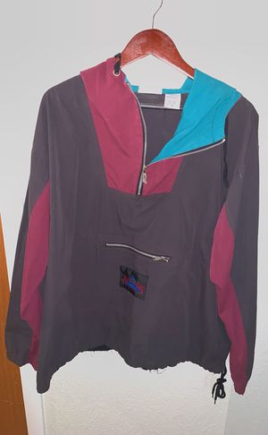 Reebok above the rim 90s Windbreaker Jacket size xl for Sale in Denver, CO