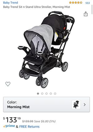 BRAND NEW in BOX, Double stroller for Sale in Lakewood, CO