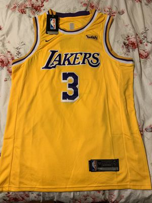 NBA Los Angeles Lakers jerseys for Sale in Ontario, CA
