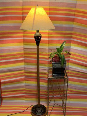 5 foot floor lamp for Sale in Raleigh, NC