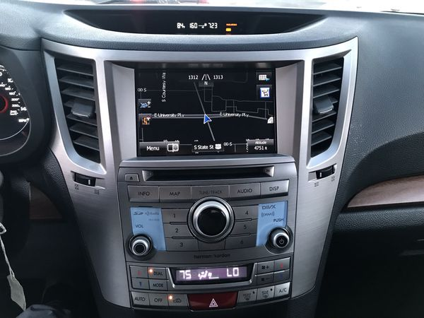 2013 Subaru Outback Limited