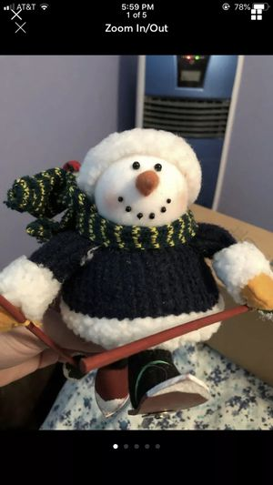 Snowman for Sale in Bedford, VA