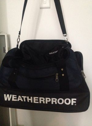 Weatherproof travel / sports / camping bag for Sale in Portland, OR