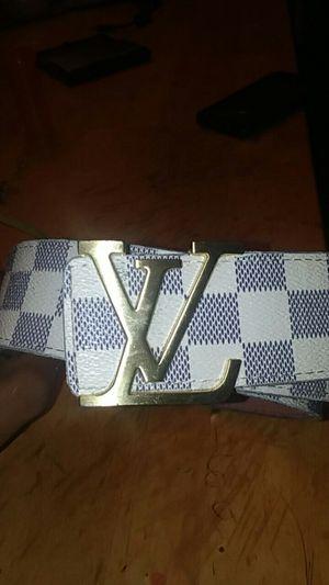 Louis vuitton belt for Sale in Hyattsville, MD