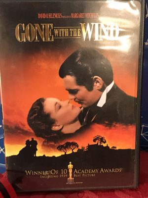 Gone With The Wind DVD for Sale in St. Louis, MO
