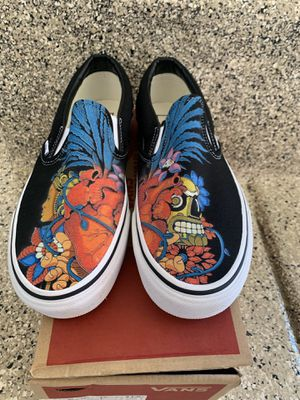 Vans Shoes 9 men's for Sale in Encinitas, CA