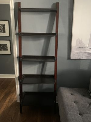 Leaning bookcase for Sale in Orlando, FL