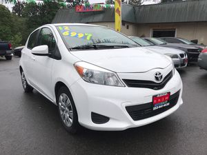 2012 Toyota Yaris for Sale in Federal Way, WA
