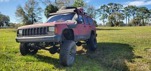 95 Jeep Cherokee XJ for Sale in St. Cloud, FL