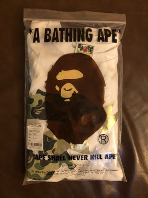 Bape size large ! for Sale in New York, NY