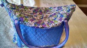 Blue and Purple Travel Bag for Sale in Murrieta, CA
