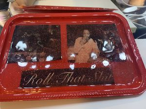 Rolling tray for Sale in Silver Spring, MD
