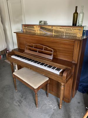 Beautiful Piano for Sale in Boise, ID
