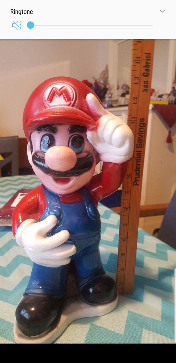 Super Mario bross piggy bank for Sale in West Covina, CA - OfferUp