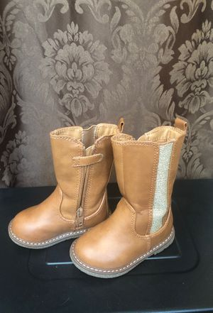Cat & jack Little girl boot size 5 for Sale in Annandale, VA