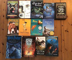 Kids Chapters books - SciFi and Fantasy books for Sale in Alexandria, VA