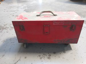 old Snap-on tool box for Sale in Henderson, NV