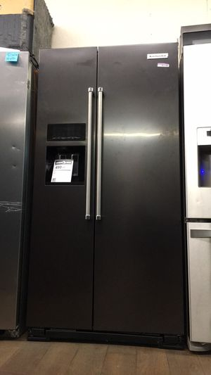 Kitchen Aid Side By Side Fridge for Sale in Montclair, CA