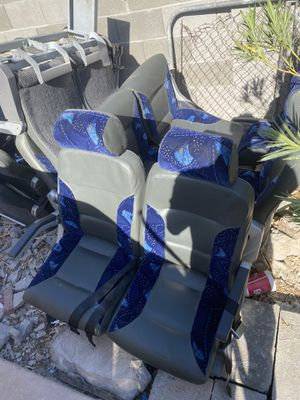 Seats coach bus seats passenger seats recline armrests for Sale in Fort McDowell, AZ