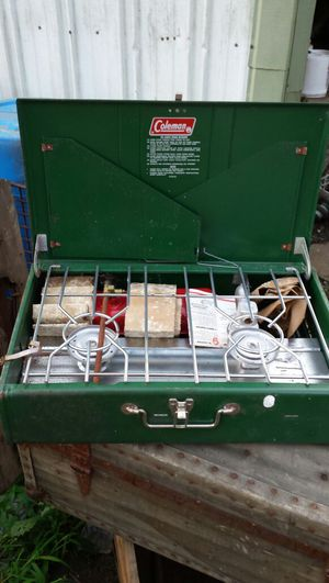 Coleman cook stove for Sale in Westerville, OH