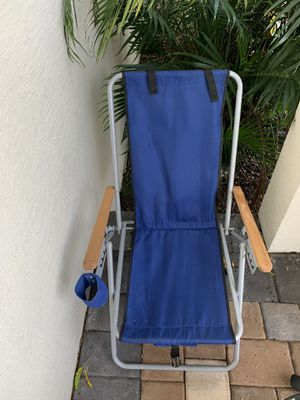 Camping / beach chair for Sale in Cooper City, FL