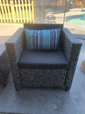 Patio furniture for Sale in Tracy, CA
