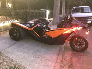 2017 sling shot Polaris under 2000 miles super clean SLR FULLY LOADED garage kept Serious cash buyers only pls for Sale in Los Angeles, CA