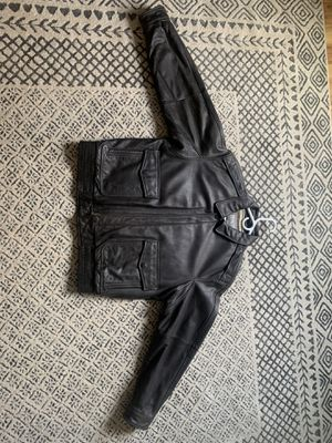 Wilson Leather Jacket for Sale in Cashmere, WA