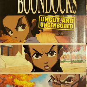 The Boondocks 1st Season On DVD 📀 for Sale in San Bernardino, CA