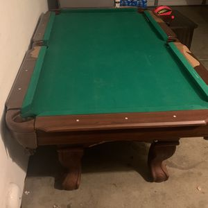 Free Pool Table for Sale in Ontario, CA