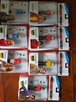 Big Bang Theory limited and numbered con Exclusive for Sale in VA, US