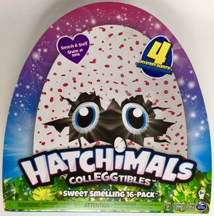 New Hatchimals Colleggtibles Sweet Smelling 16-Pack Spinmaster (Tarpon Springs) for Sale in Palm Harbor, FL